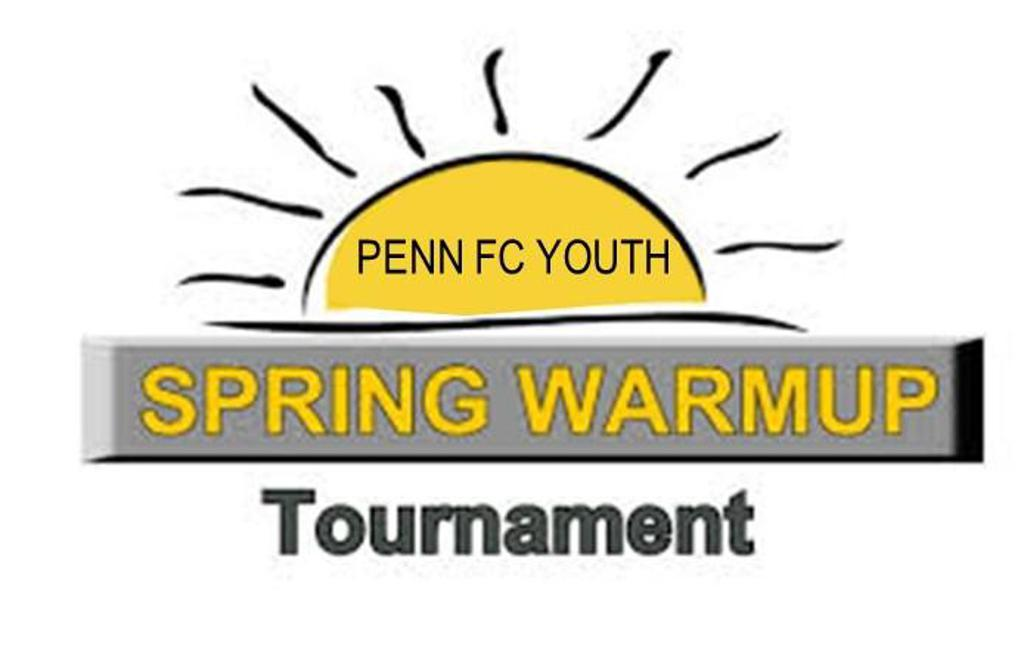 Tournament #1 - 2019 Penn FC Spring Warm Up - March 16-17th